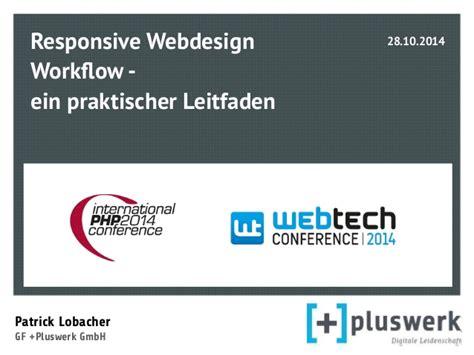 responsive workflow responsive webdesign workflow ein praktischer leitfaden