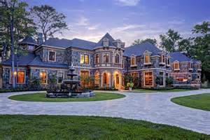 Rambler Style Homes 8 95 million newly built stone amp stucco mansion in