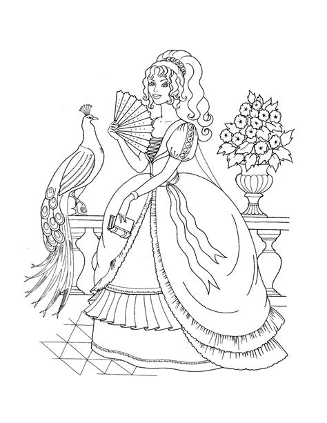 coloring pages for princess all disney princess coloring pages free large images