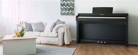Yamaha Clavinova Clp 625 Pe Polished Color Baru clp 625 overview clavinova pianos musical