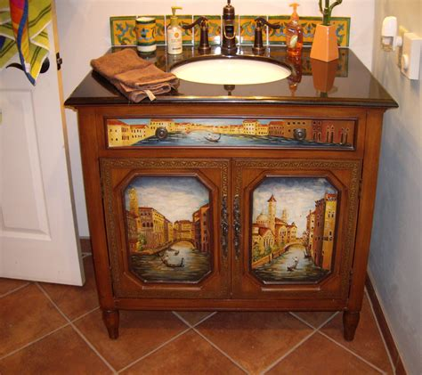 Mexican Bathroom Vanity Mex Crafts Imports