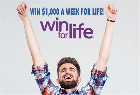 Win Money For The Rest Of Your Life - win for life oregon lottery