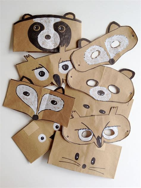 best 25 animal masks ideas on animal masks for paper plate crafts and paper