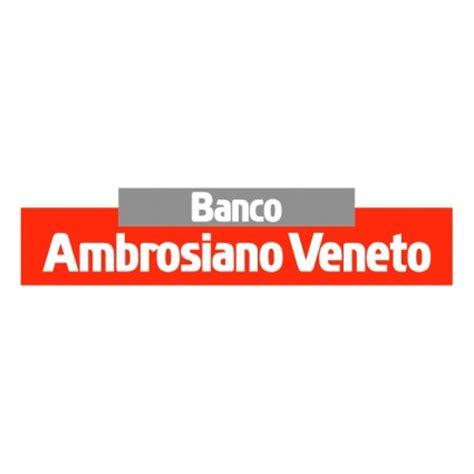banco ambrosiano veneto banco ambrosiano veneto logo vektor vektor gratis