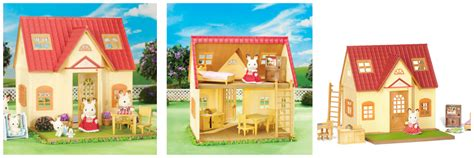 Cottage Critters calico critters cozy cottage review giveaway falchristmas14 ends 11 11 14 it s free at last