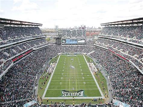lincoln financial field standing room a guide to lincoln financial field 171 tailgate fan