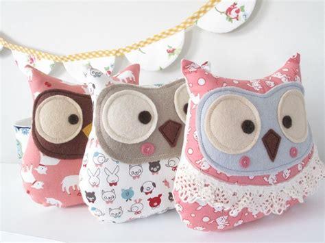 Handmade Owl - handmade owl plush hudson made from japanese