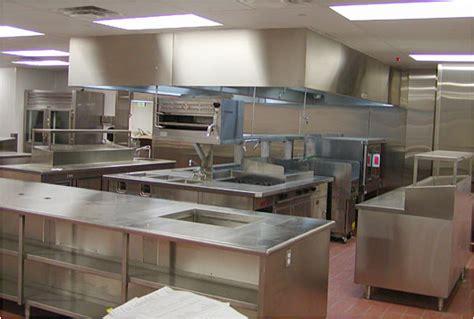 Commercial Kitchen Countertops by Restaurant Kitchen Counter Design Studio
