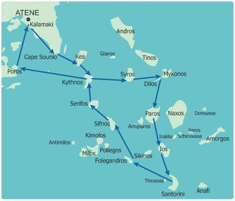 isola greca dei vasi cicladi