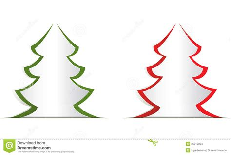 stock images christmas tree image 35210004