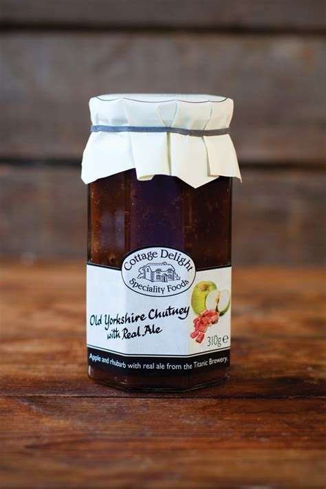 Cottage Delight by Cottage Delight Chutney With Real Ale 310g