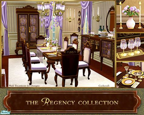 Dark Wood Dining Room Table Cashcraft S The Regency Collection