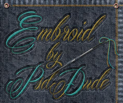 logo embroidery tutorial 15 stitch photoshop tutorials psddude