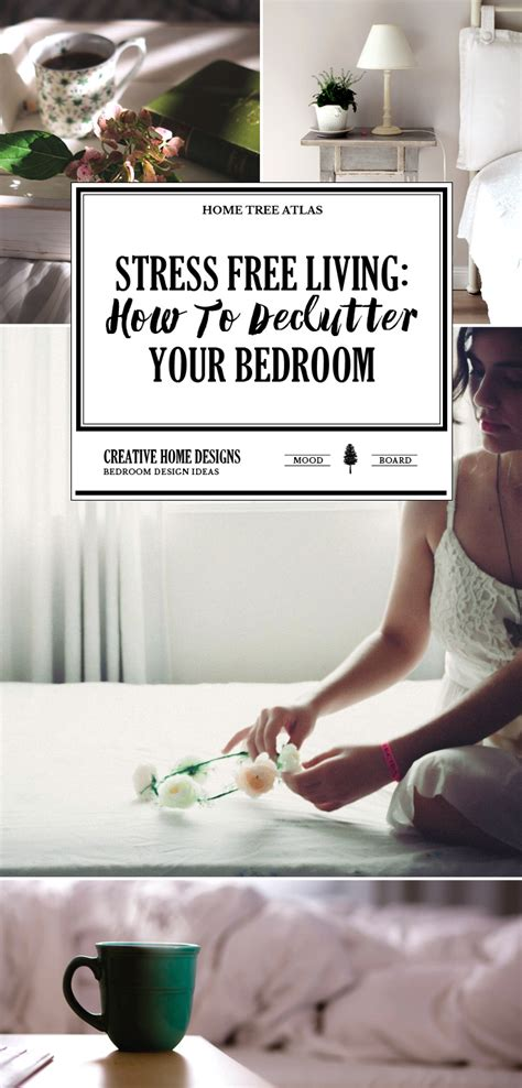 how to declutter your bedroom stress free living how to declutter your bedroom home