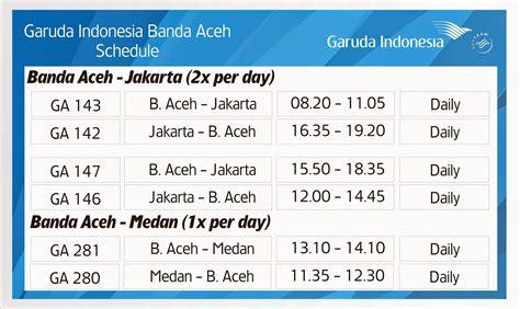 Garuda Indonesia Aceh: Jadwal Terbaru Penerbangan Garuda