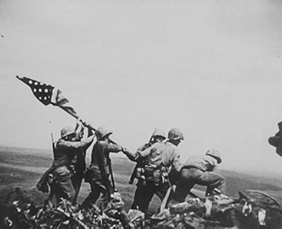 raise the siege flag raising on iwo jima