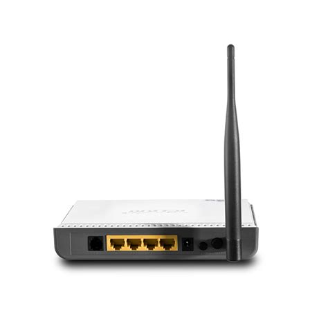 tenda w150d 4 port wlan modem router lisconet