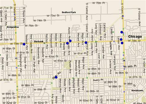 chicago ridge mall map burbank ic sc
