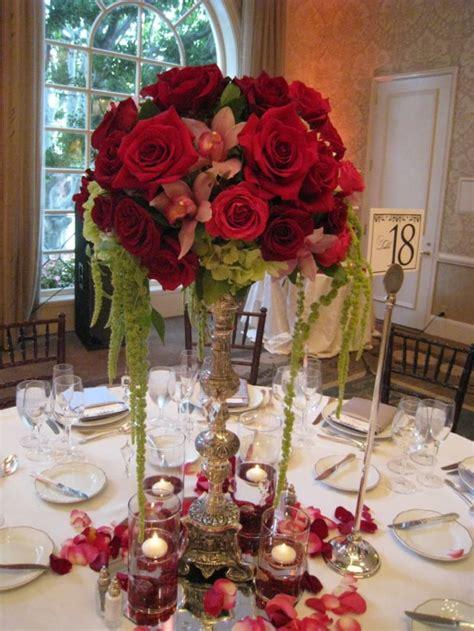 centros de mesa  bodas  disenos romanticos