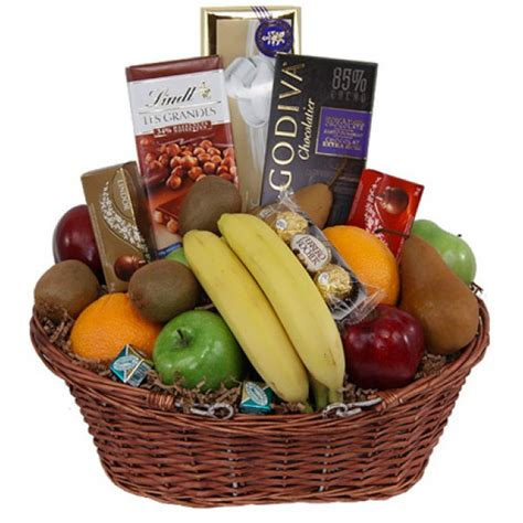 h fruit basket gifts and flowers delivery lebanon chocolates fruit