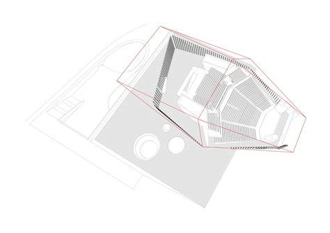 Plan View Gallery Of Epfl Quartier Nord Swisstech Convention Center