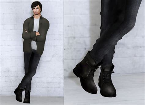 how to wear mens combat boots second marketplace perm mesh s casual