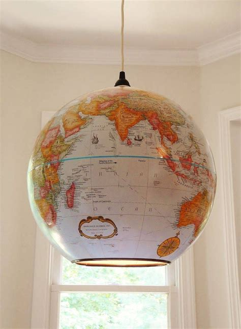 world globe light fixture 15 best ideas of world globe lights fixtures