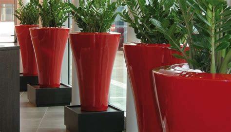 vasi da interno grandi vasi e fioriere da interno foto design mag