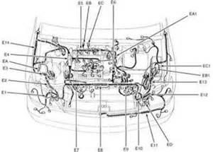 1999 Lexus Rx300 Engine Diagram Lexus Rx300 Wiring Diagram Lexus Free Engine Image For