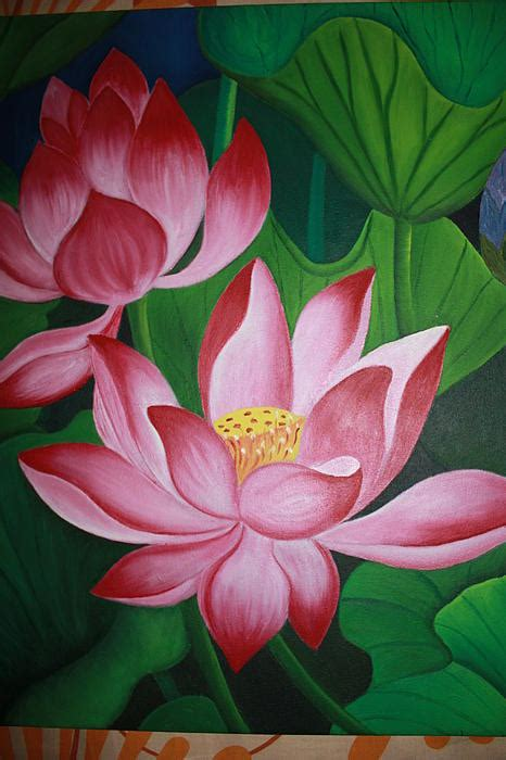 pink lotus by chandrakant ekkirala