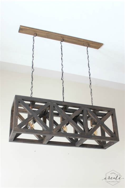 Chic Lighting Fixtures 12 Amazing Diy Industrial Chic Light Fixtures Create Celebrate
