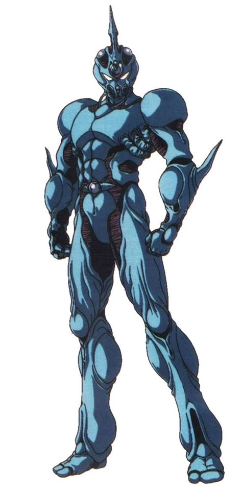 Guyver 1 Guyver The Bioboosted Armor Guyverology 加爾巴