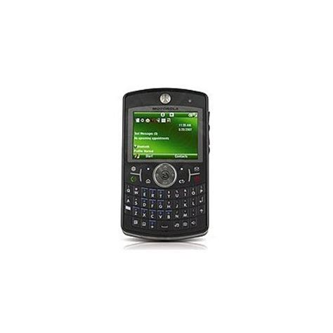 Hp Motorola Q9h Motorola Q9h Windows 3g Gsm Unlocked Black Cell Phone 160 00