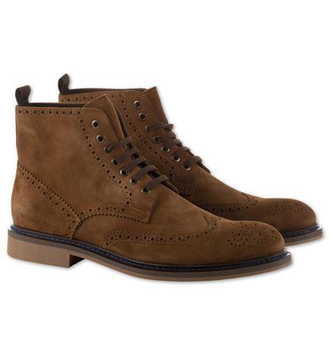 botines de cuero hombre botas y botines para hombre de moda tendencias otono