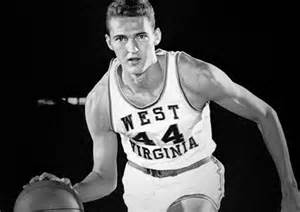 Nba logo before jerry west jerry west