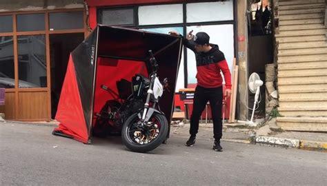 portatif motosiklet garaji motosiklet sitesi