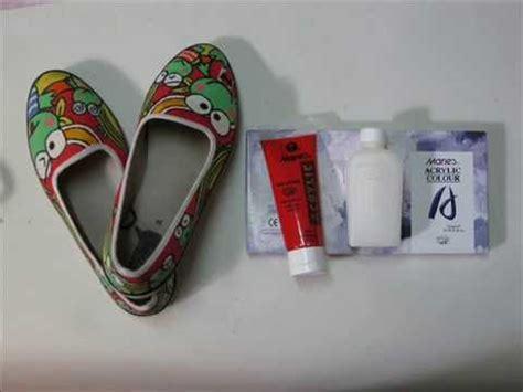 Cat Akrilik Sepatu alat lukis sepatu h 0818 0386 2362 bb 57c12ea2