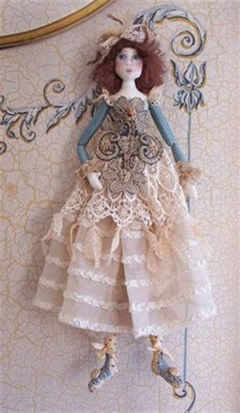 Dress Prilly 1000 images about barbara willis talented doll maker on doll patterns cloths and