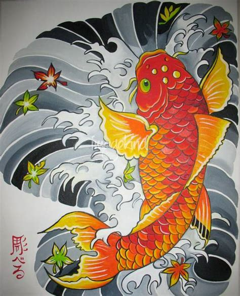 stunning quot koi fish quot artwork for sale on fine art prints