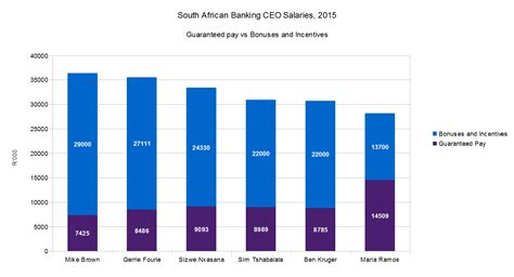 banking salaries in south africa ceos get pay hike