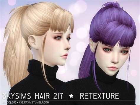 sims 4 long wavy hair without bangs 1167 best images about sims 4 cc on pinterest formal