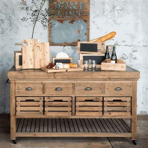 rolling islands for kitchens park hill rolling kitchen island na1088