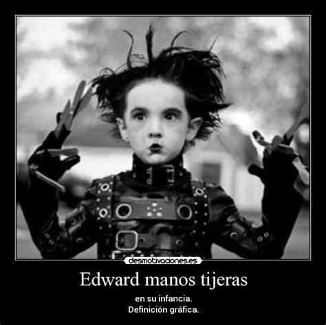 imagenes de jack manos de tijera edward manos tijeras desmotivaciones