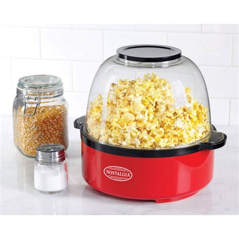 nostalgia kpm200 vintage collection 2 5 oz kettle popcorn