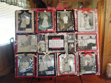 Wedding Anniversary Gift Ideas On A Budget by 263 Best Images About 50th Anniversary On 50th