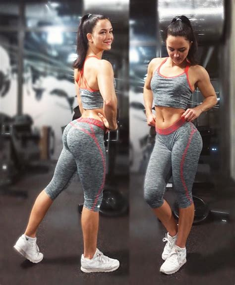 Marina Krause - Age | Height | Weight | Images | Bio Fitness Competition Diet