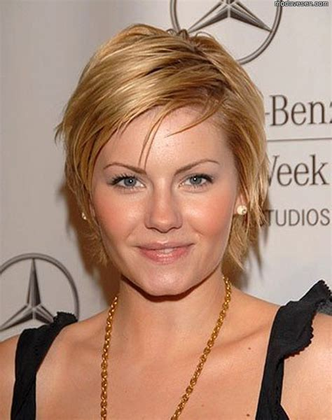 how to style short hair for pear shaped face hairstyles for pear shaped faces with thin hair