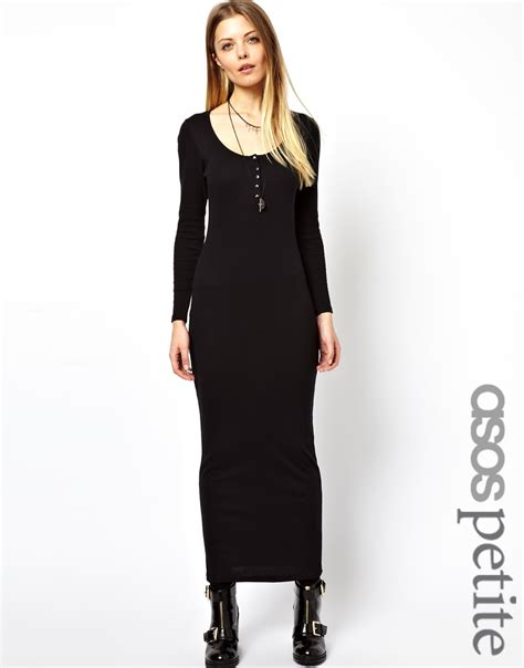 Zizza Maxi Ori Dres Burberry Cantik asos button through sleeve maxi dress where to buy how to wear