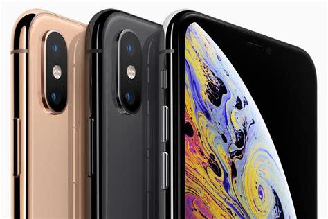 iphone xs max xs  xr officiels apple degaine  trio mortel en termes de puissance  de prix