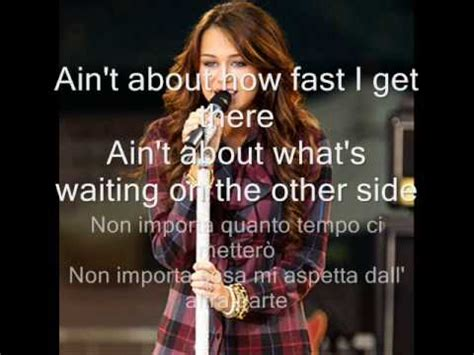 the climb testo quot the climb quot by miley cyrus from the quot montana